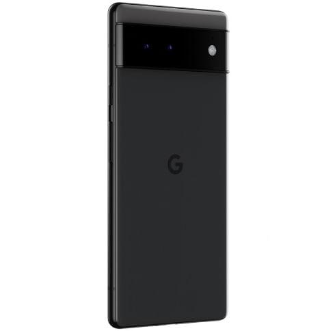 Telefon mobil Google Pixel 6, 128GB, 12GB RAM, 5G, Stormy Black