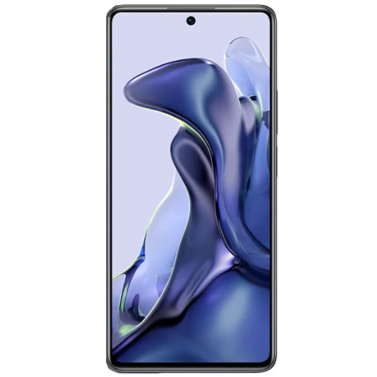 Telefon mobil Xiaomi 11T, Dual SIM, 128GB, 8GB RAM, 5G, Celestial Blue