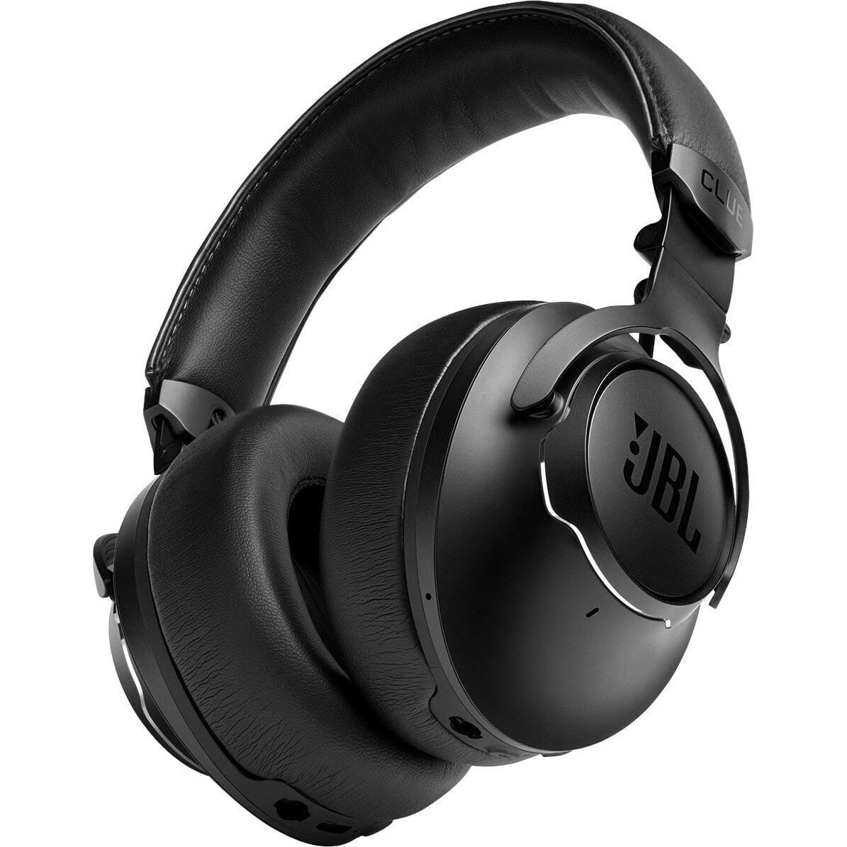Casti audio Over-Ear JBL Club One, Wireless, Bluetooth, Noise cancelling, 45h, Black