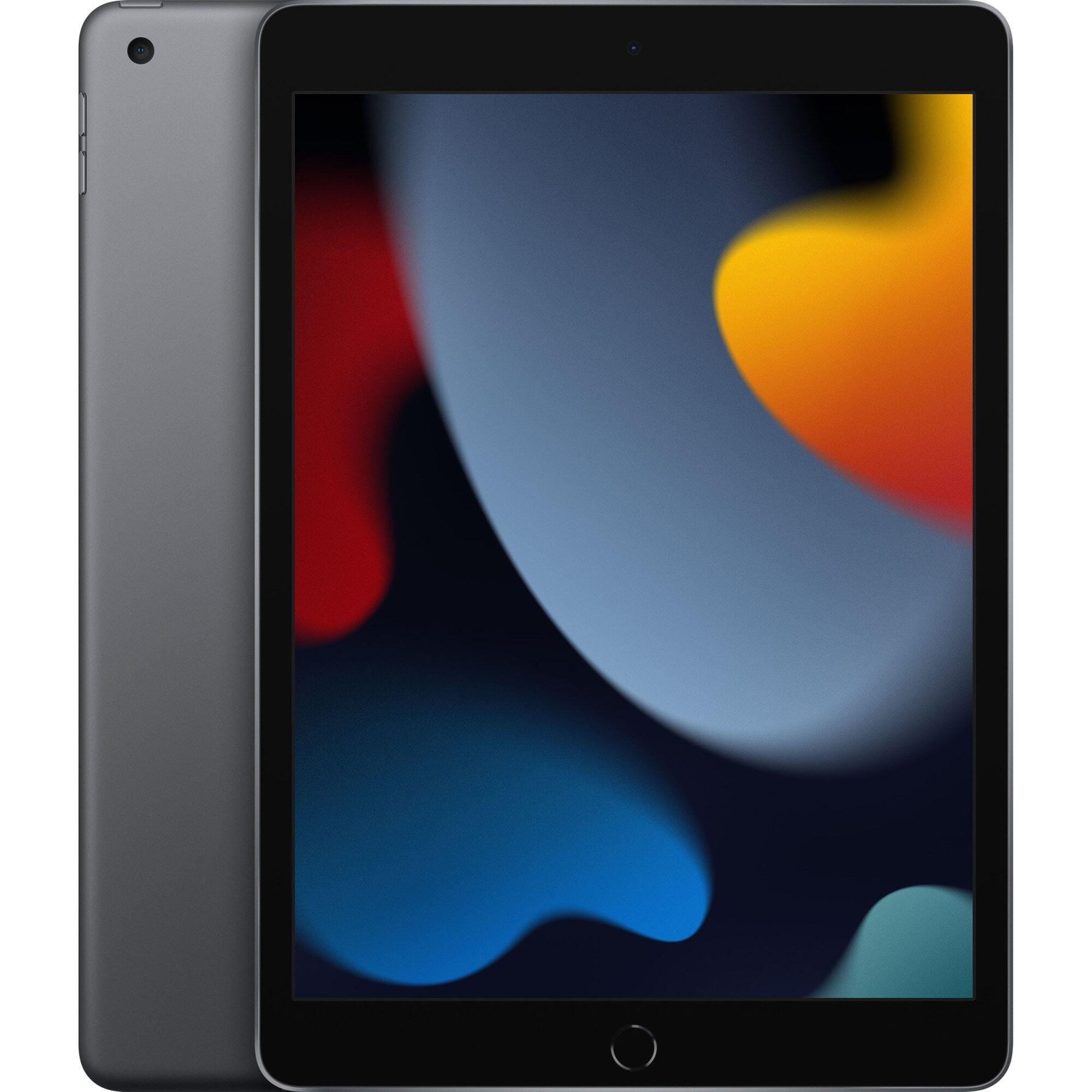 """Tableta Apple iPad 9 (2021), 10.2 """", 256GB, Wi-Fi, Space Grey"""